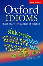 Permalink to Oxford Idioms Dictionary for learners of English PDF
