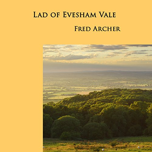 Lad of Evesham Vale audiobook cover art