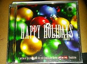 Happy Holidays Vol. 33