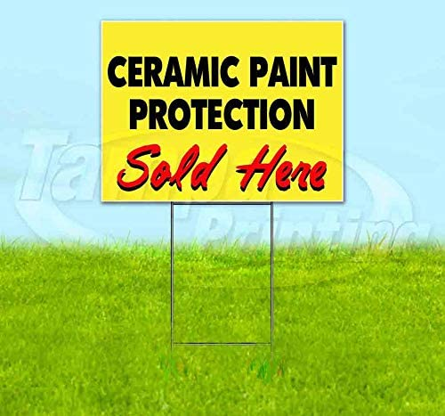 Ceramic Paint Max Max 74% OFF 60% OFF Protection Sold HERE Yellow Cursive 24