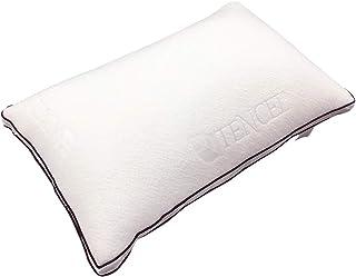 Almohadas para Dormir, Alternativa de plumón, Alivio Suave Ajustable para Dolor de Cuello, Bueno para Dormir de Lado y Espalda estándar