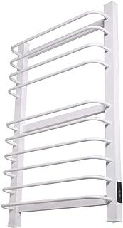LIBINA - Calientatoallas Portátil De Aluminio Ropa Climatizada Airer baño Bastidor de Secado Bastidor de Toallas radiador montado en la Pared Servicio de lavandería Toalla Calentador