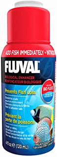 Fluval Biological Enhancer for Aquariums, 120 ml