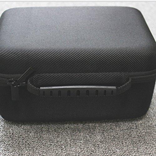 Non-brand Caja Grande del Parte Movible del Viaje del Bolso del Organizador de La Unidad USB del Cable de Los Accesorios Electrónicos