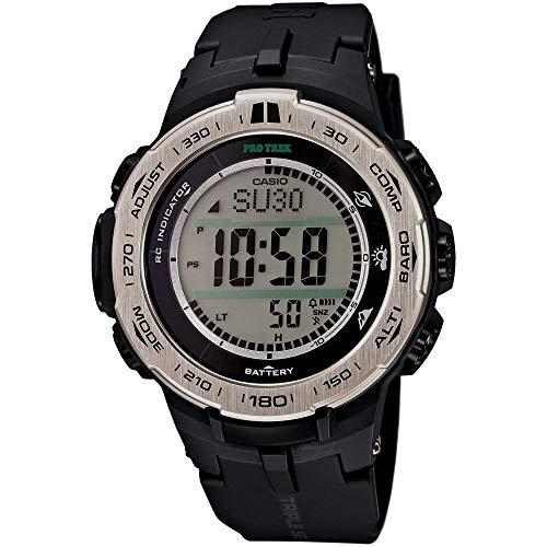 Casio Uomo Pro Trek Sensore Triple Digitale Sport Solar Reloj (Modelo de Asia) PRW-3100-1D