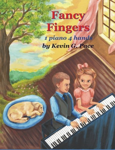 Fancy Fingers: One piano, four hands