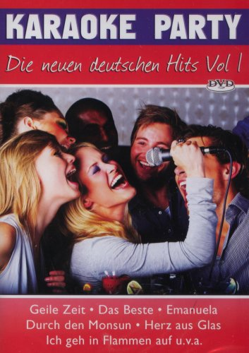 Karaoke Party - Die neuen deutschen Hits Vol. 1
