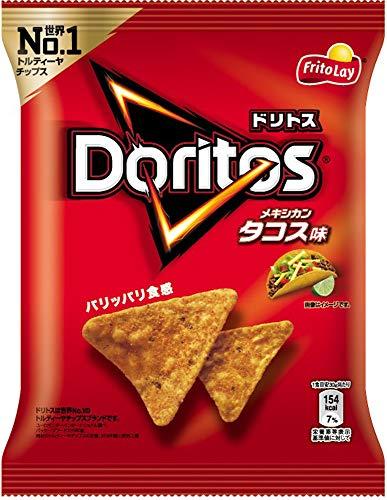 フリトレー『ドリトス メキシカン・タコス味』