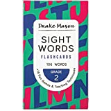 Drake Mason Sight Words Flash Cards for 2nd Grade