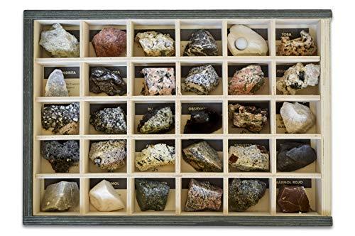Coleccion Minerales Rocas