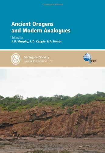 Ancient Orogens and Modern Analogues (Special Publication, Band 327)