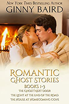 Romantic Ghost Stories (Books 1 - 3) by [Ginny Baird]