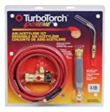 TurboTorch 0386-0338 X-5B Torch Kit Swirl, for B tank, Air Acetylene