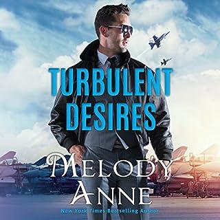 Turbulent Desires audiobook cover art