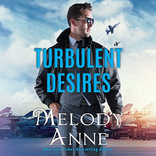 Turbulent Desires audiobook cover art