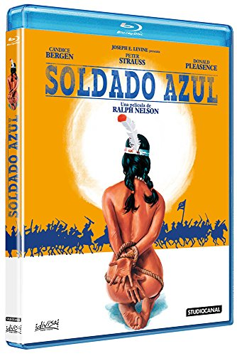 Soldado azul [Blu-ray]
