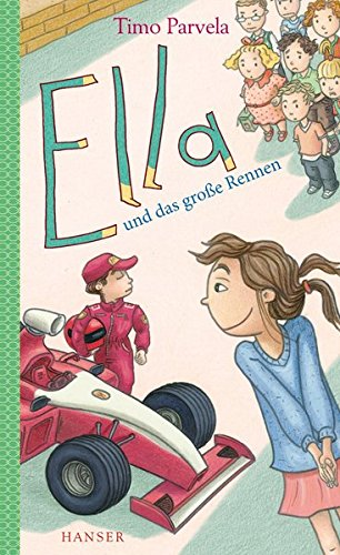 Ella und das große Rennen (Ella (8), Band 8)