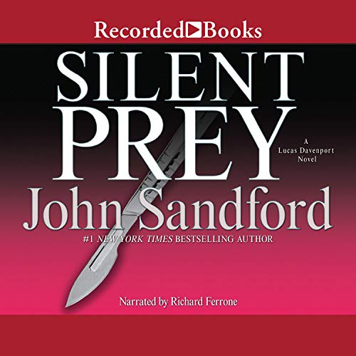 Silent Prey  By  cover art
