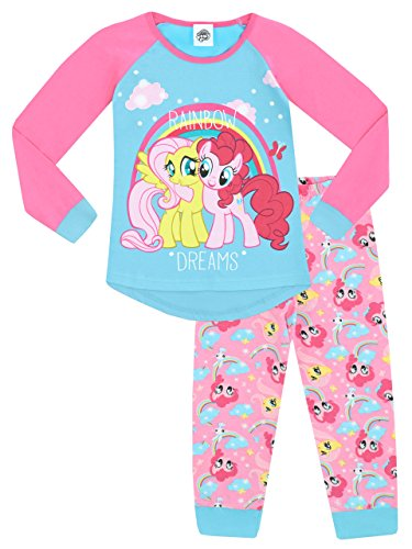 My Little Pony Mädchen Mein Kleines Pony Schlafanzug 122
