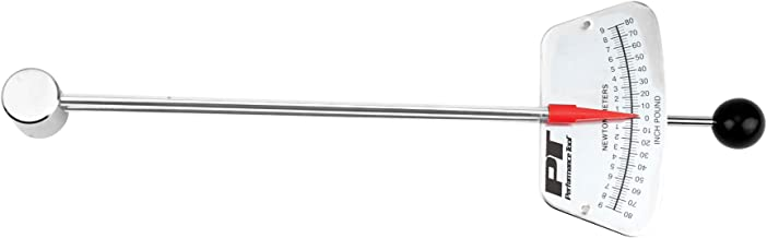 Performance Tool M195 0-80 in-lb. and 0-7 N-m Beam Style Torque Wrench, 1/4