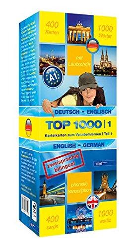 Top 1000 Teil 1: Deutsch-Englisch /Englisch-Deutsch