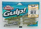 Gulp! Floating Shrimp Saltwater Bait, 2-Inch,...