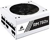 Corsair RM750x White -2018-750W PC電源ユニット 80PLUS GOLD PS829 CP-9020187-JP