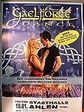 Gael Force Dance - Ahlen 2014 - Veranstaltungs-Poster A1-37