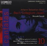 Bach: Cantatas-Vol. 10 (1999-09-01)