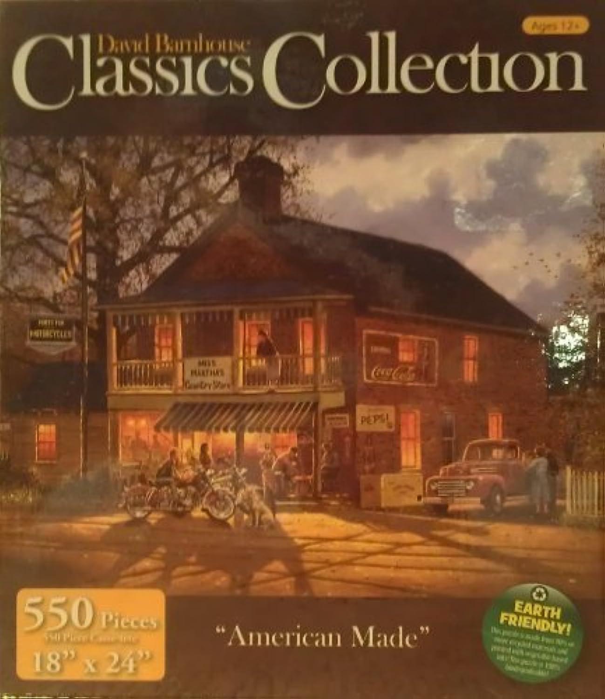 American Made By Dave Barnhouse Over 550 Pieces Jigsaw Puzzle by Great American Puzzle Factory B017A3XGXC Neue Sorten werden eingeführt  | Sonderaktionen zum Jahresende