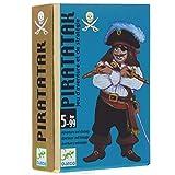 Djeco - jeu de carte - Piratatak - Version Espagnole
