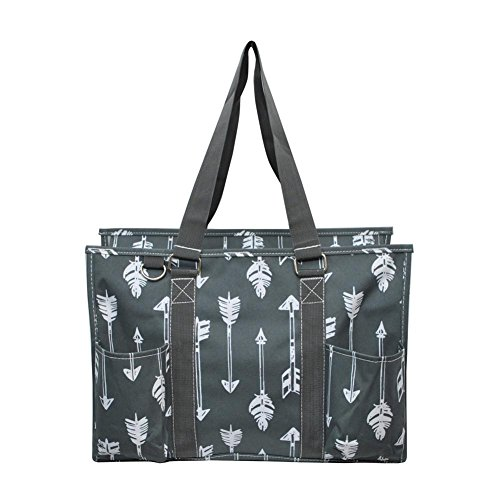 N Gil All Purpose Organizer Medium Utility Tote Bag 3 (Arrow Grey)