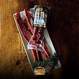 Fa.Lu.Cioli 1917- 5 Confezioni Coppiette di Suino 100g Prodotto Tipico Artigianale Filetto di Maiale Essiccato e Speziato Senza Glutine, Specialità del Territorio Laziale