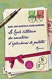 Le Cercle littéraire des amateurs d'épluchures de patates - A Vue d'Oeil - 14/09/2009