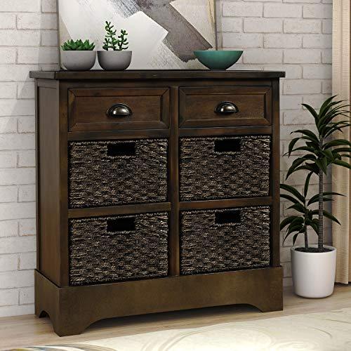 large 2 drawer unit - 4