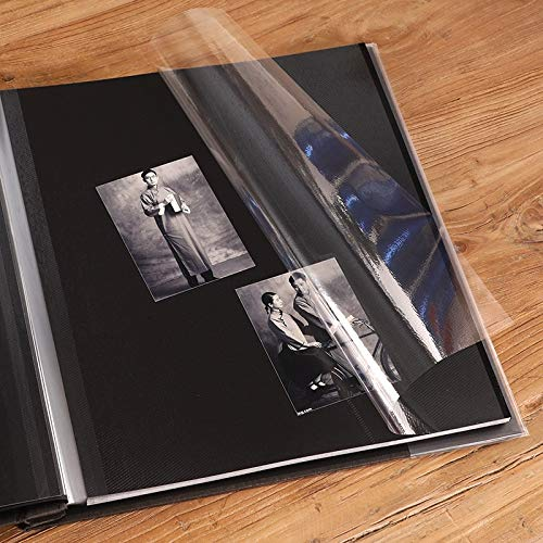 18 Inch Self Adhesive Film Covered Album Manual Picture Album Kid Growth Memorial Photo Album For Birthday Gift Lover Scrapbook