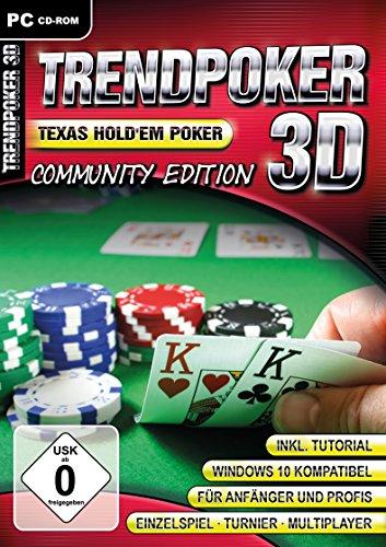 Trendpoker 3D - Texas Holdem Poker (PC)
