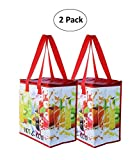 Earthwise Large Insulated Reusable Shopping Bag by EarthWise