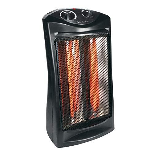 Comfort Zone Radiant Quartz Tower Heater
