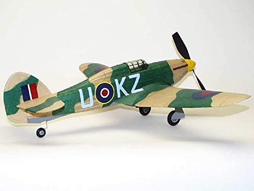 100% autentico Krick Modelltechnik Hawker Hawker Hawker Hurricane Balsa montar  descuento de ventas