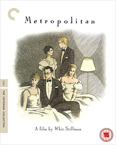 Metropolitan [The Criterion Collection] [Blu-ray] [2018]