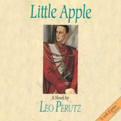 Little Apple audiobook cover art