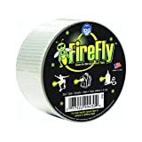 """Intertape Fire Fly Glow in the Dark Duct Tape, 2"""" x 10 yd, Plain FF30"""