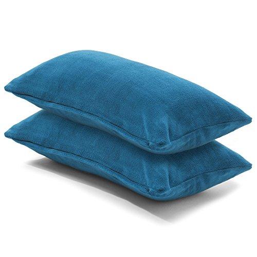 CelinaTex Comfortabel Kussenovertrek van microvezel, kussenhoezen, zijslaapkussen, overtrek
