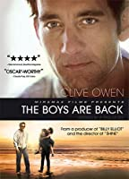 The Boys Are Back [DVD] [Import]
