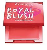 Rimmel London Royal Sombra colorete, número 003, Color Coral Queen 3,5 g