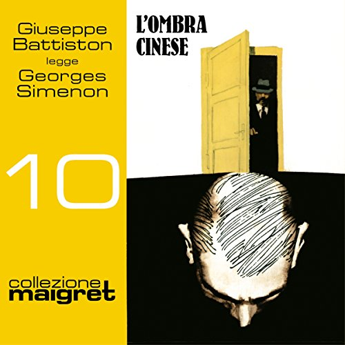 L'ombra cinese (Maigret 10) cover art