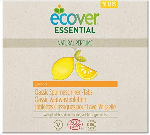 Ecover Essential Bio Classic Spülmaschinentabs Lemon (2 x 1400 gr)