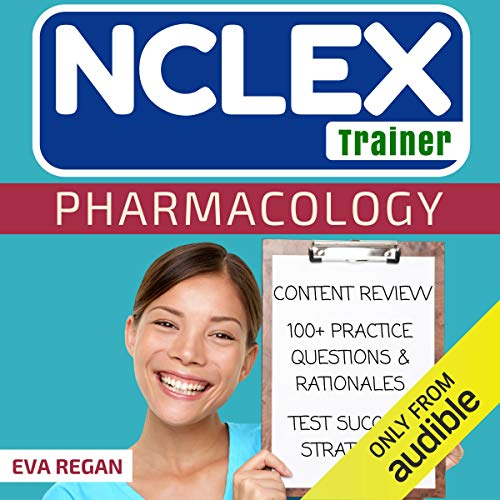 Pharmacology: The NCLEX Trainer cover art