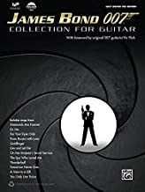 James Bond 007 Collection for Guitar: Easy Guitar Tab, Book & DVD-ROM (Easy Guitar Tab Editions)